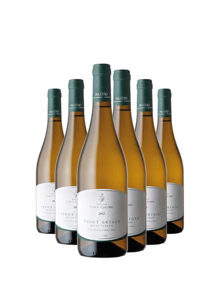 6 fl. Dal Cero Pinot Grigio