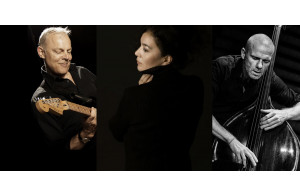 Special intimkoncert LILLY (vokal) feat. UFFE STEEN (guitar) & THOMAS SEJTHEN (kontrabas),  1/7 - 2021